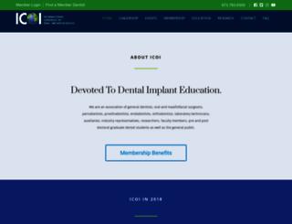 icoi.org screenshot