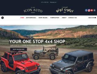 icon-auto.com screenshot
