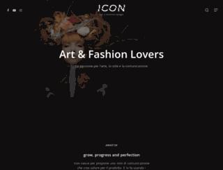 icon-italy.com screenshot