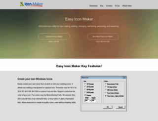 icon-maker.com screenshot
