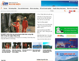 icon.evn.com.vn screenshot