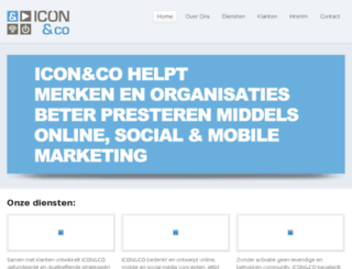 iconandcompany.com screenshot