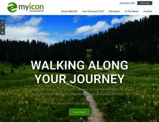 iconconsultingllc.com screenshot
