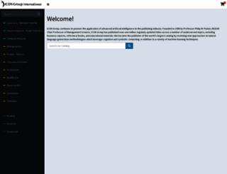 icongrouponline.com screenshot