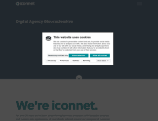 iconnet.co.uk screenshot