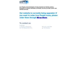 iconpeople.com screenshot
