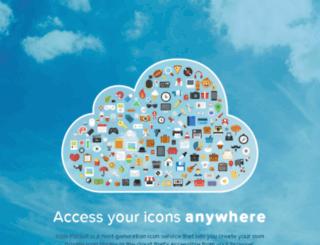 iconpocket.com screenshot