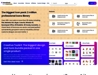 iconshock.com screenshot
