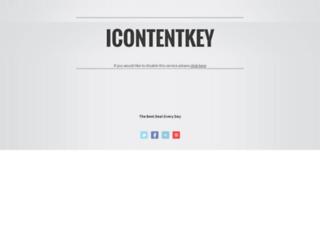 icontentkey.com screenshot