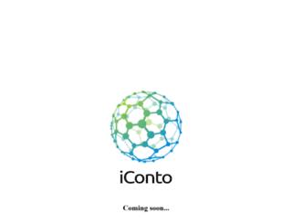 iconto.com screenshot