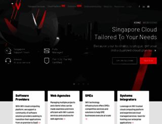 iconz-webvisions.com screenshot