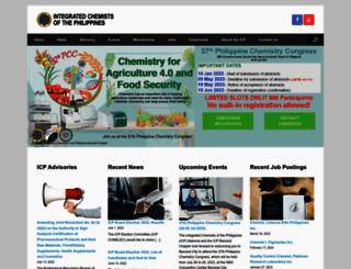 icp.org.ph screenshot