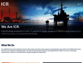 icr-world.com screenshot
