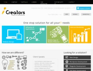 icreators.in screenshot