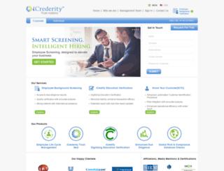 icrederity.com screenshot