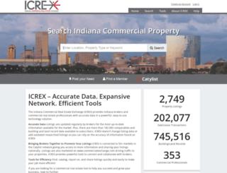 icrex.net screenshot