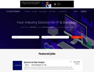 icrunchdata.com screenshot