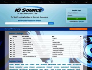 icsource.com screenshot