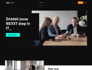 ict-partners.nl screenshot
