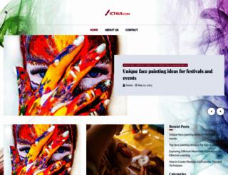 ict4us.com screenshot
