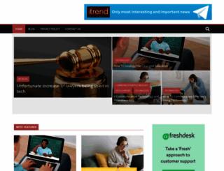 ictd2015.org screenshot