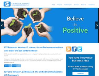 ictinnovations.com screenshot