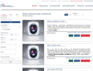 icuritiba.com.br screenshot