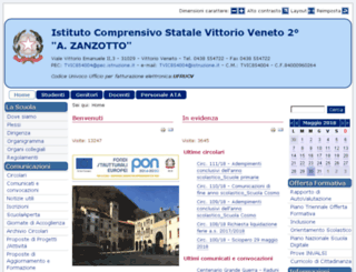 icvittorioveneto2.gov.it screenshot