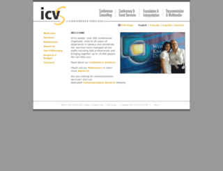 icvs.org screenshot