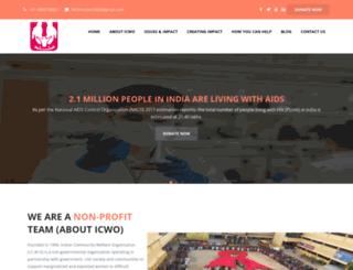icwoindia.org screenshot