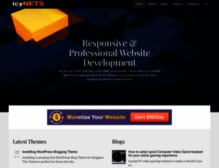 icynets.com screenshot