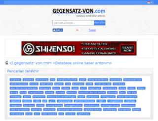 id.gegensatz-von.com screenshot