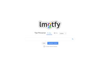 id.lmgtfy.com screenshot