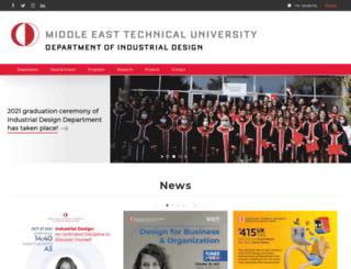 id.metu.edu.tr screenshot
