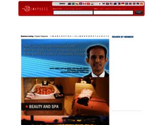 id.simapages.com screenshot