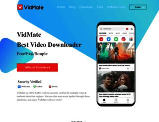 id.vidmate.com screenshot