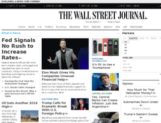 id.wsj.de screenshot