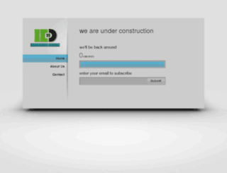 id19.co.uk screenshot
