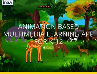 idaalearning.com screenshot