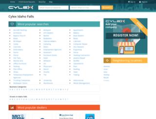 idaho-falls.cylex-usa.com screenshot