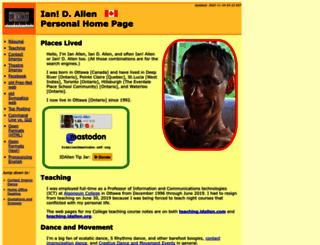 idallen.com screenshot