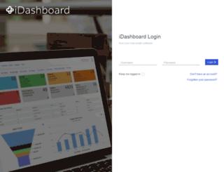 idashboard.com.au screenshot