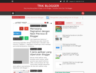 idbloggertrick.blogspot.com screenshot