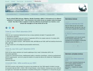 idde.lautre.net screenshot