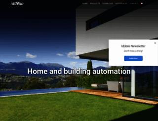 iddero.com screenshot