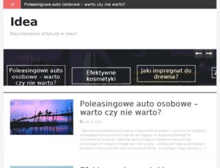 idea-bank-online.pl screenshot