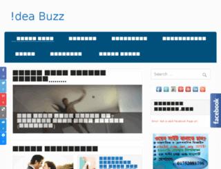 idea-buzz.com screenshot