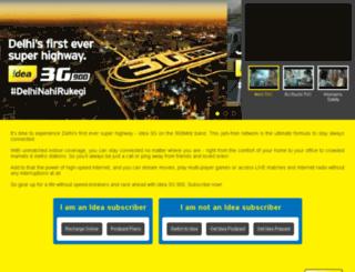 idea3g900.ideacellular.com screenshot
