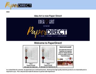 ideaart.com screenshot