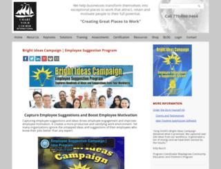 ideacampaign.com screenshot
